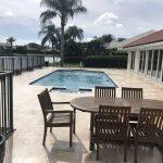 Swimming Pool Deck Installation in TreasureCoast Florida