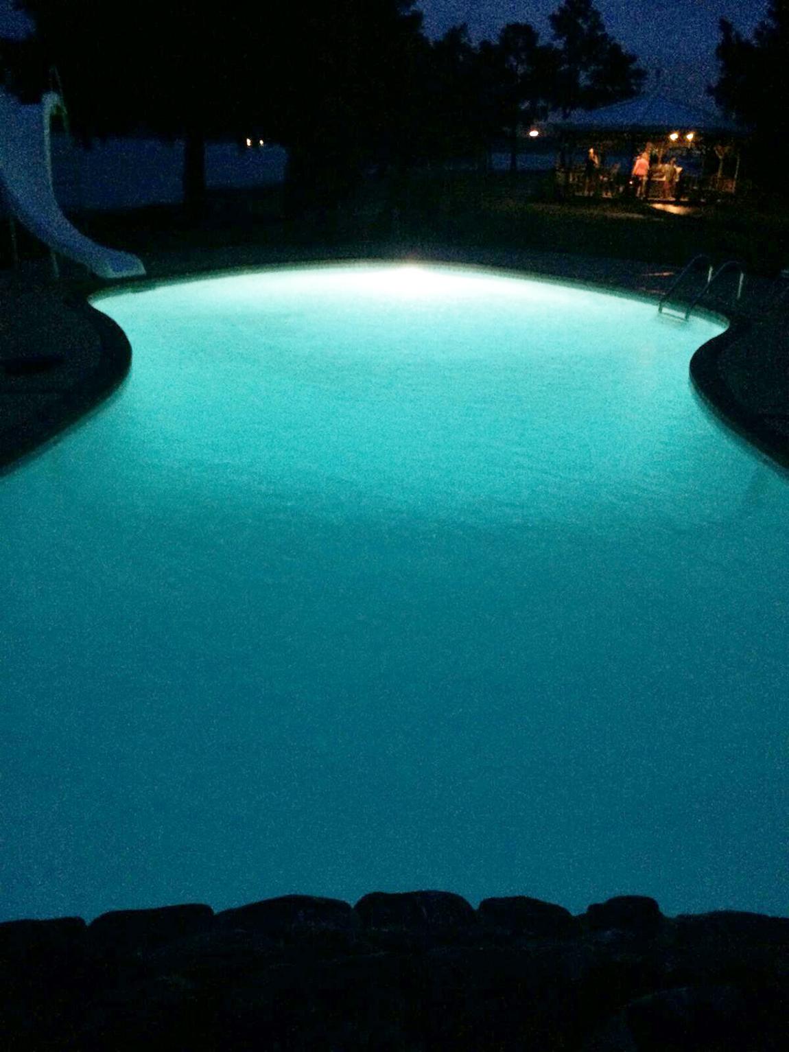 Alabama pool Restored