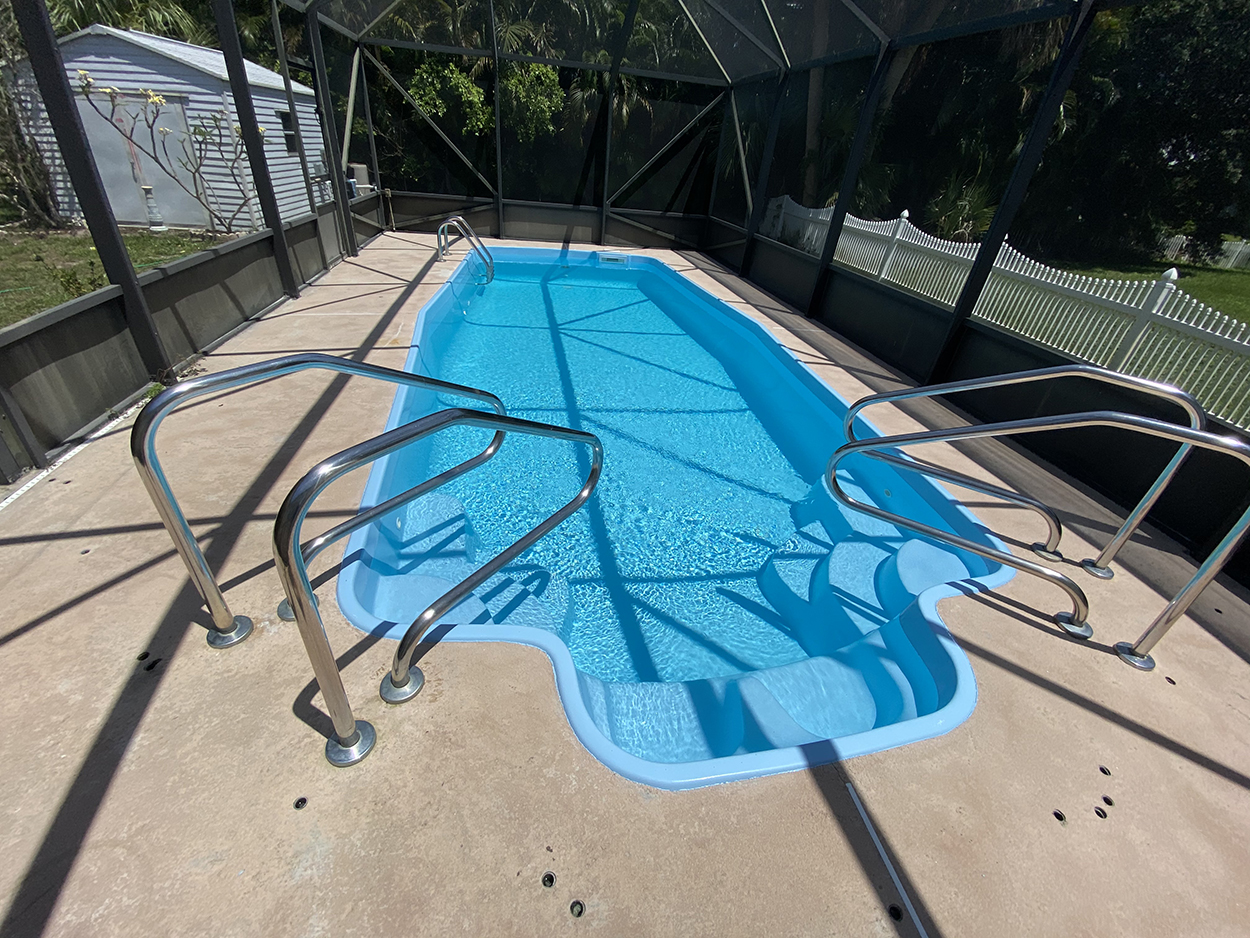 Aquatic Surfaces Residential Pool Resurfaces