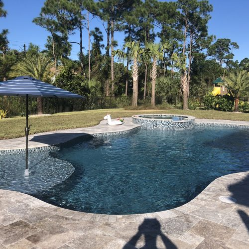 Aquatic Surfaces pool Deck